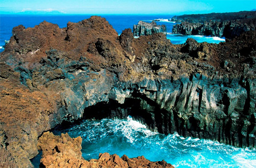 Дайв-тур на Канарские острова «Тайны острова Эль-Йерро»